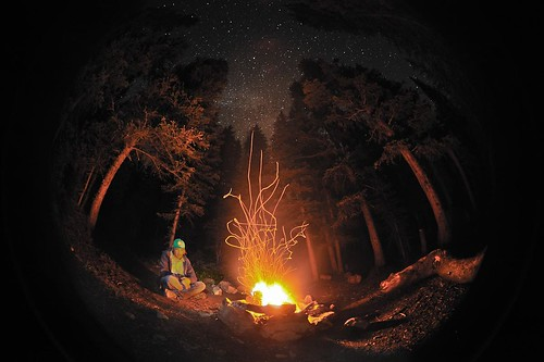 Camp Fire, Colorado by david.silo