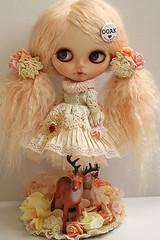 charlotte (OOAK doll)
