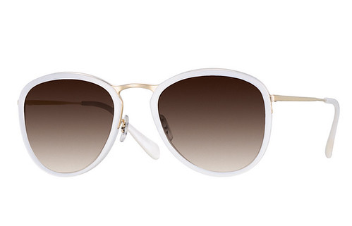 J Gold sunglasses by Oliver Peoples