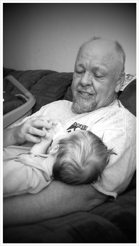 Grandparents and ari