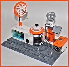 Lunar Base module 1 (Gilclio) Tags: 1 lego gil lunar base module legogil gilclio