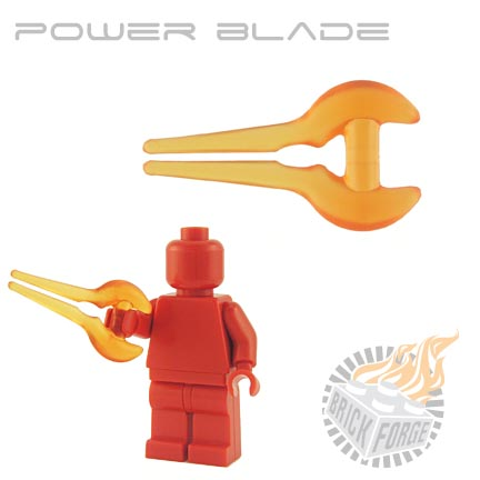 Power Blade - Trans Orange