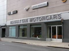 Manhattan Motorcars by edenpictures, on Flickr