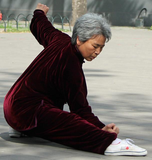 Beijing Taiji Master