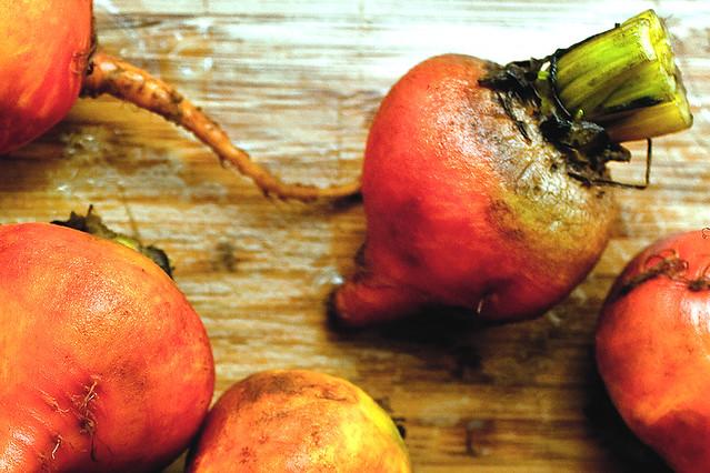 Chilled Golden Beet & Ginger Soup | Isa Chandra Moskowitz