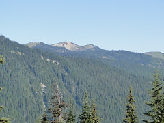 Mountains to the W/NW from Crystal Peak trail.