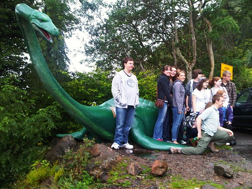 Tour Group, Loch Ness
