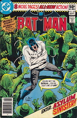 Batman #327 (micky the pixel) Tags: comics comic heft dc batman zwangsjacke irrenhaus asylum joekubert