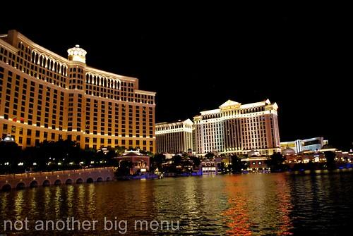 Las Vegas, Nevada - Bellagio fountain