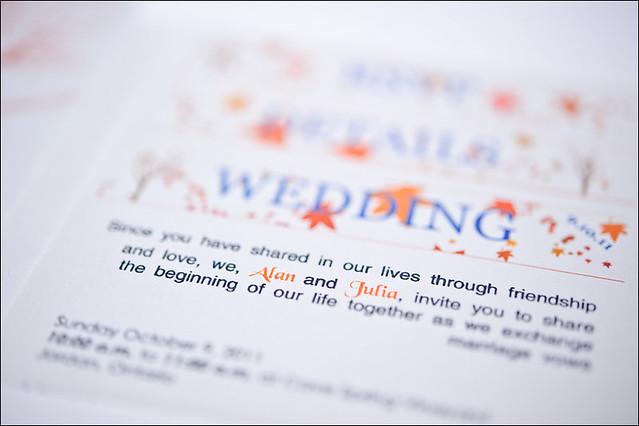 Свадебное: самодельные приглашения