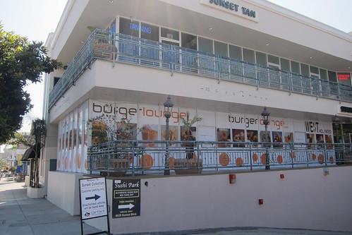 Burger Lounge: