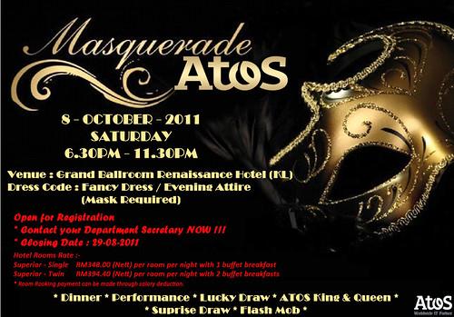 masquerade ATOS