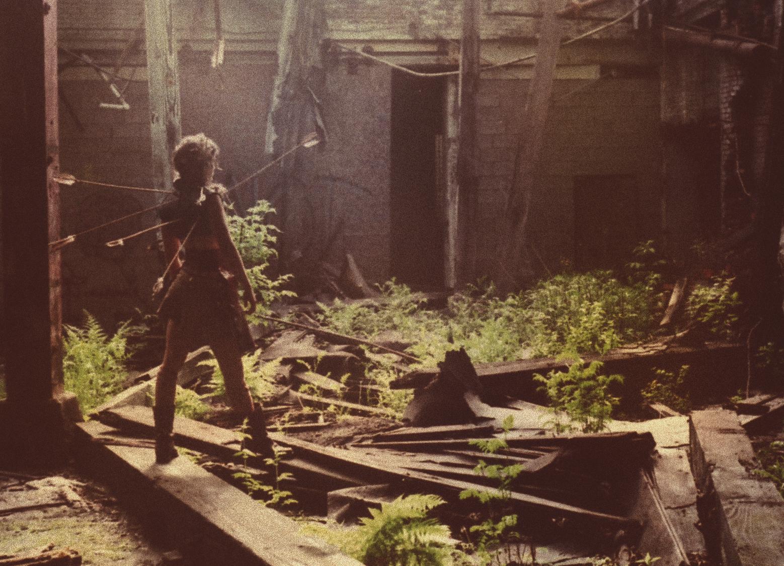 廃墟 - gatag|フリー画像・写真素材集 2.0