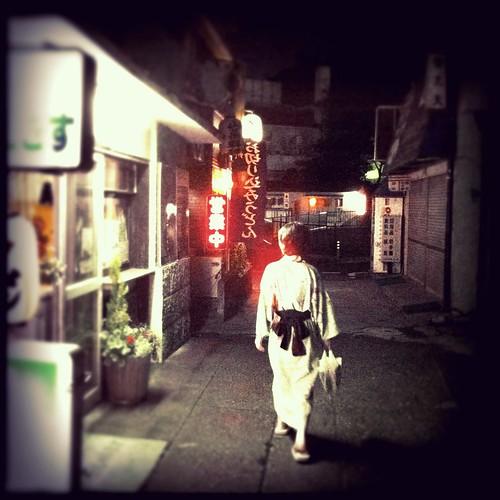 Old good back street