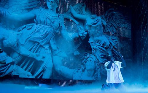 Kanye West imponerte stort på Øyafestivalen