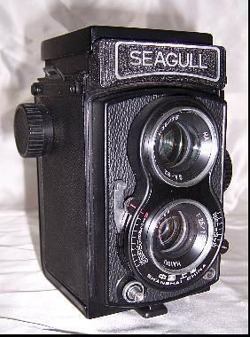 海鸥4B型