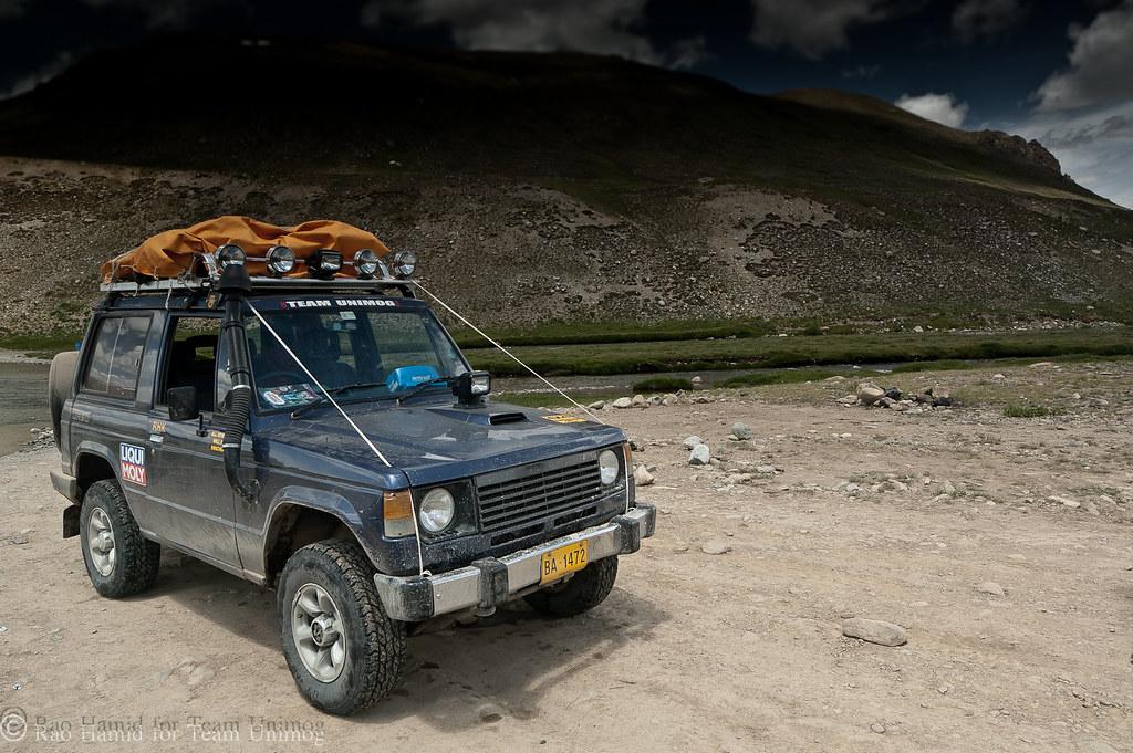 Team Unimog Punga 2011: Solitude at Altitude - 6033172344 5406e3c075 b