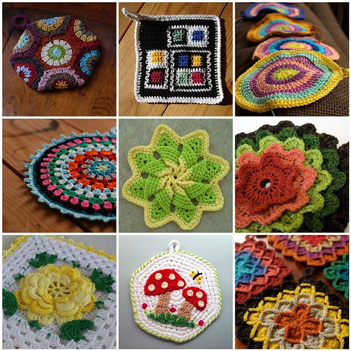 Pot holders! by Torirot