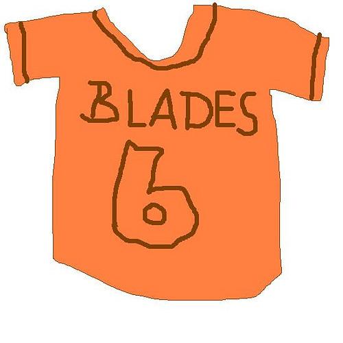 blades 6 - lineatus