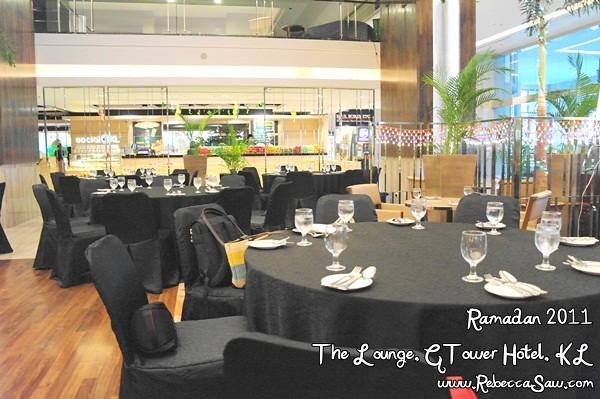 Ramadan buffet - GTower Hotel KL-01