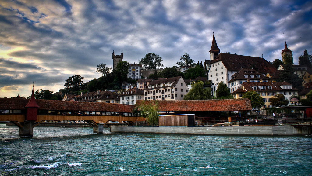 0236 - Switzerland, Lucerne HDR