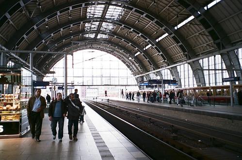 Bahnhof Berlin Alexanderplatz