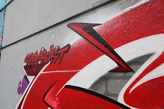 Vibes detail (STEAM156) Tags: uk streetart london art graffiti travels photos games artists walls vibes rt represent stockwell steam156 wwwlondongraffititourscom