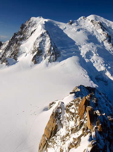 From Chamonix to Courmayer - Aiguille du Midi 18