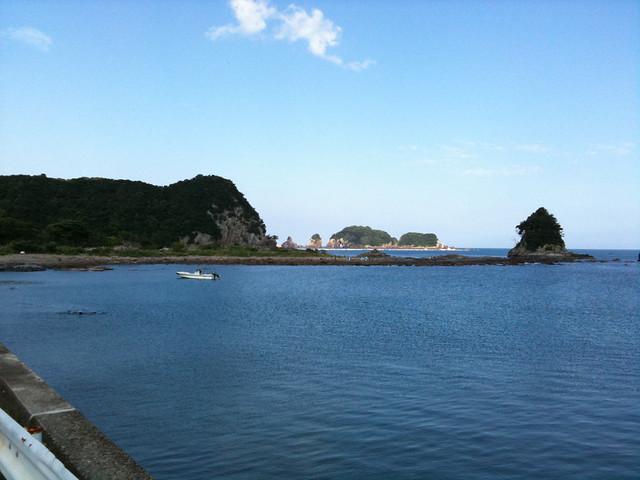 夏山 なっさ海岸