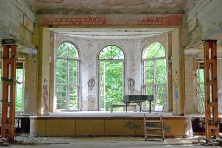 Heilstätten Grabowsee, Klavier