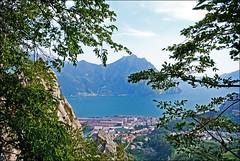 (L *) Tags: lake landscape lago nikon 1855 nikkor paesaggio iseo d60 lagodiseo landscapedreams