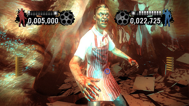 House of the Dead: OVERKILL - Extended Cut – Creeping Flesh Level Reveal