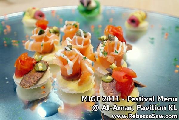 migf 2011 - Al-Amar Lebanese Restaurant-2