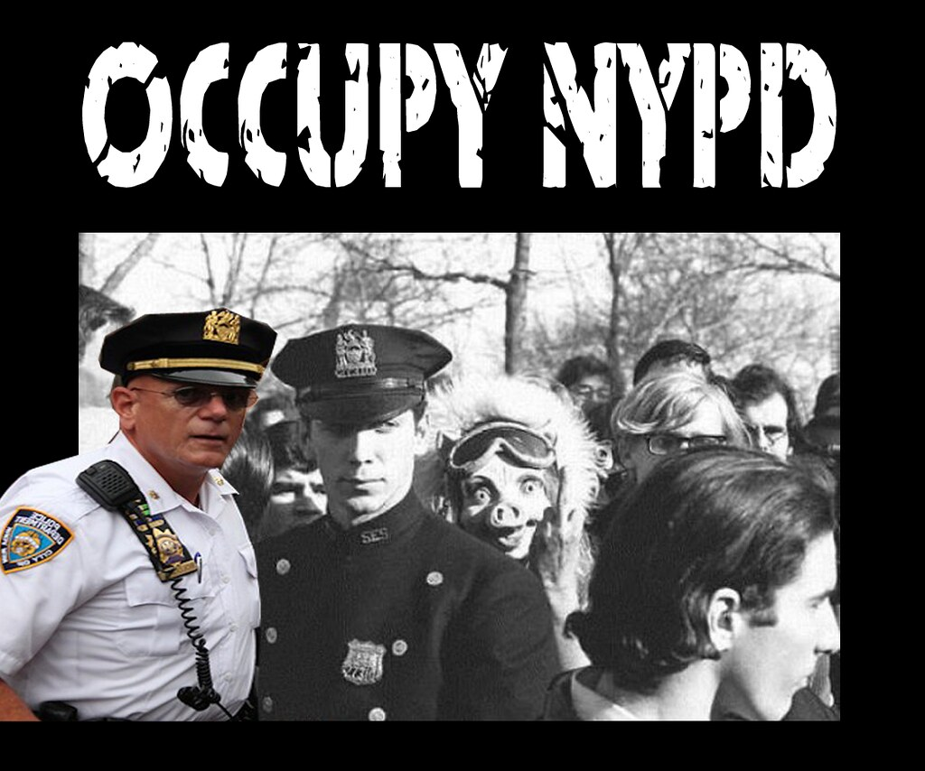 OCCUPY NYPD