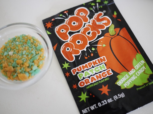Pop Rocks, pumpkin patch orange by migi328