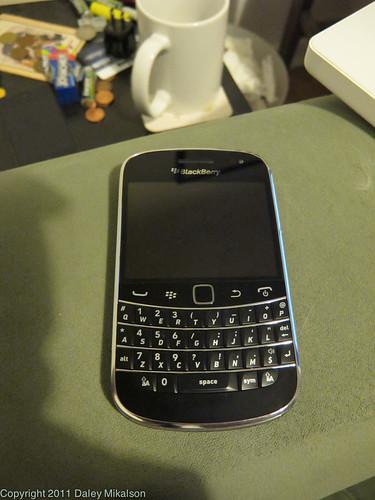 My BB 9900