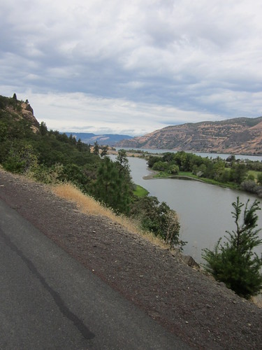 Columbia River, just west of The Dalles