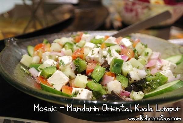 Mosaic- Mandarin Oriental, Kuala Lumpur-62