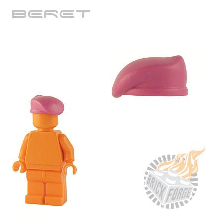 Beret - Dark Pink