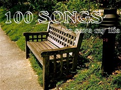 100 Songs to Save My Life