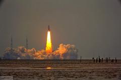 Final NASA Space Shuttle Atlantis Launch (Captain Kimo) Tags: nasa atlantis launch spaceshuttle photomatix hdrphotography singleexposurehdr topazadjust finalspaceshuttlelaunch