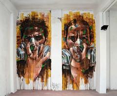 REMS 182 - TRULY DESIGN (Andrea Votta) Tags: streetart torino graffiti design andrea wtc truly murales turin 182 rems viafoggia votta urbanxxx wartradecenter
