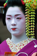 Japan (Manuel ROMARS) Tags: japan kyoto geisha manuelromaris