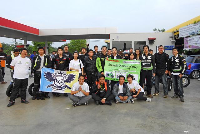Changlun Petrol group photo