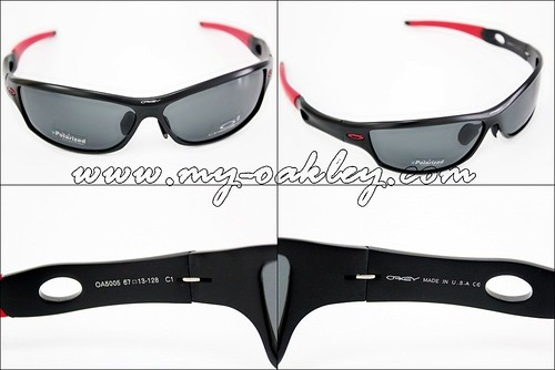 Oakley Polarized 001 COMBINE