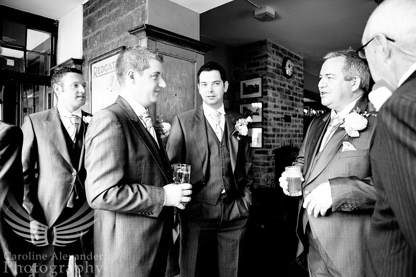 19 Malmesbury Pub Wedding Photography