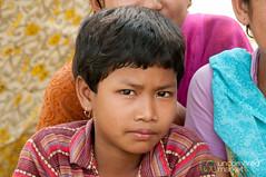 Serious Look from Garo Girl - Srimongal, Bangladesh (uncorneredmarket) Tags: people girl kids children eyes bangladesh villagevisit indigenous srimongal garo garovillage garovillagevisit