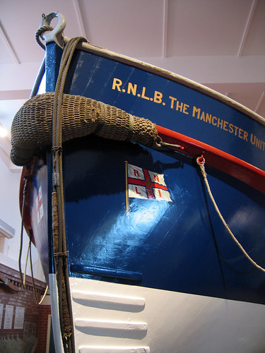 Manchester Unity of Oddfellows lifeboat