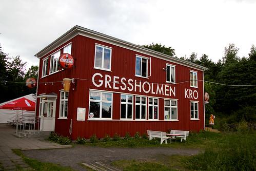 Gressholmen kro