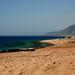 Mar Vermelho no lado egípcio